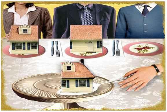 Имеет ли жена право на подаренную квартиру мужа почти замер